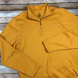 Hind 1/4 Zip Pullover Performance Top